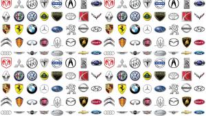 All Make Car logos